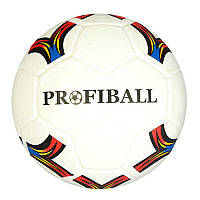 Мяч футбольный резиновый Profi (EN 3237)