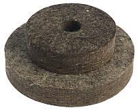 Круг войлочный жосткий 125 мм