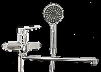 LIDZ 143400510 Смеситель ванная с длинным гусаком