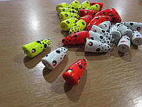 Приманка Чпок-фиш (поппер) на красноперку,щуку и мирную рыбу, фото 1
