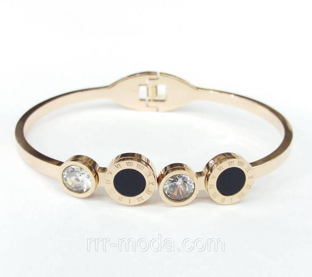 Женский браслет кольцо, брендовые украшения оптом в Украине 1190 -  Бижутерия оптом «R. R. R.» 51b282d9856