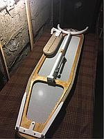 Гладильная доска гибрид полный фарш 300 мм ширина