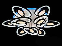 Сверхъяркая светодиодная люстра с цветной подсветкой 290W, фото 1