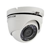 Мультиформатна відеокамера Hikvision DS-2CE56D0T-IRMF (2.8 мм)