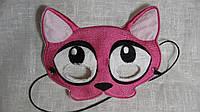 Маска карнавальная Hello Kitty подарок для девочки