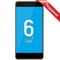 "✸Смартфон 5.5"" Vernee Mars Pro, 6GB+64GB Grey 8 ядер камера Sony IMX258 13+5Мп батарея 3500 mAh Android 7.0"