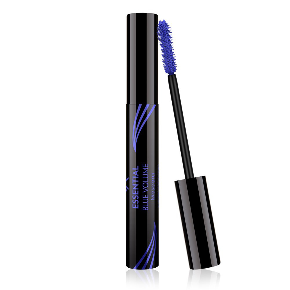 Тушь для ресниц Golden Rose Essential Blue Volume Mascara (синяя)