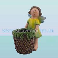 Садовая фигура, скульптура для сада Фея цв. (М)