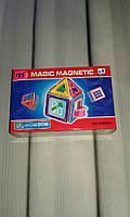 Магнитный конструктор Magical Magnet 12 деталей