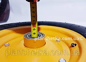 """Колесо для тачки 3.50-8 пневматическое 204 подшипник """"Tires-For"""", фото 3"""