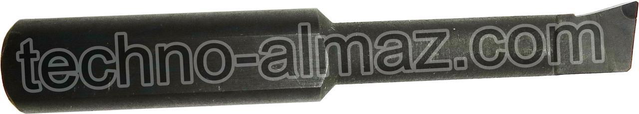Резец токарный 268000 (осн.Гексанитом-Р) D-12 мм. L-80 мм.