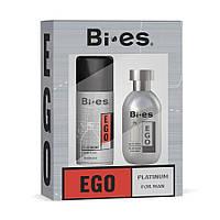 Bi-es Ego Platinum набір чол (т.в. + део)