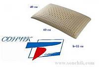 Подушка латексная Класик