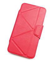 Чехол-книжка iMAX для IPhone 5/ 5s red