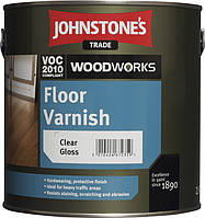 Лак для паркету JOHNSTONE'S FLOOR VARNISH