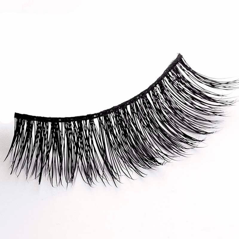 Норковые накладные ресницы Mink 3D Hair™ S Series S Series S03