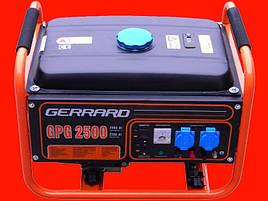 Бензиновый генератор на 2,2 кВт Gerrard GPG 2500