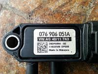 Датчик давления выхлопных газов катализатора 076906051A 3D0973703 VW Audi Skoda Seat 1.4 1.9 2.5 TDI, фото 1