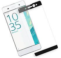 Защитное стекло для Sony Xperia XA2 цветное Full Screen