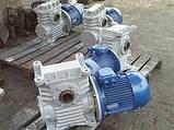 Мотор-редуктор МЧ-63-16 16 об/мин выходного вала, фото 4