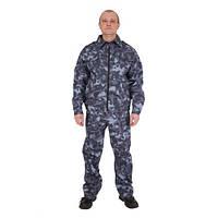 Костюм охранника камуфлированный, одежда для охраны