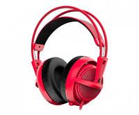 SteelSeries Siberia 200 Forgered Red  51135
