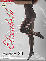 "Колготки ""Elizabeth"" 20 Den microfibra visone, 3"