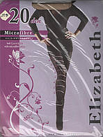 "Колготки ""Elizabeth"" 20 Den microfibra visone, 5"