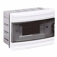 Щиток Horoz Electric на 6 модулей врезной Fuse Box-R/6