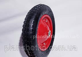 """Колесо для тачки 3.25-8 пневматическое ось 16 """"Tires-For"""""""
