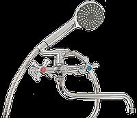 LIDZ 203800500 Смеситель ванная с длинным гусаком