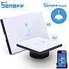 Sonoff Touch выключатель WiFi умный сенсорный настенный