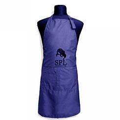 Фартук односторонний SPL, Medium синий
