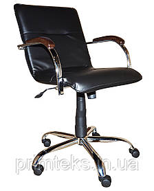 Кресло Samba GTP chrome wood 1.031 CZ-3