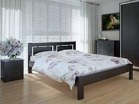 Деревянная кровать Пальмира (ясень)