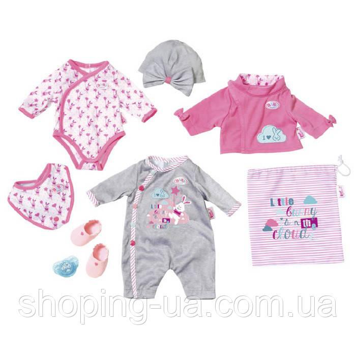 Большой комплект одежды для куклы Baby Born Zapf Creation 823538, фото 1