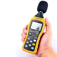 Шумомер Hyelec MS6708 (MT-4618) ( 30-130 dB )± 1.5 dB с защитой от влаги и пыли
