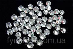 Стразы Swarovski Crystal(001) SS40, SS34, SS30, SS20, SS16, SS12, SS10, SS8, SS6