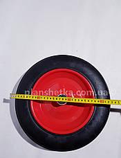 """Колесо для тачки 4.00-8 под ось 20 мм  цельнолитое  """"Tires-For"""", фото 3"""