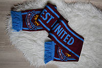 Футбольный шарф Вест Хэм Юнайтед  West Ham United FC