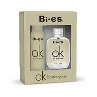 Bi-es  Ok For Everyone набір  чол (т.в. + део)