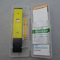 PH метр PH-009 - бюджетный прибор для измерения кислотности с температурной компенсацией АТС