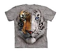 3D футболка для мальчика The Mountain р.XL 14 лет футболки детские 3д (Большой Тигр)