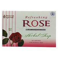 Мыло органическое  Роза