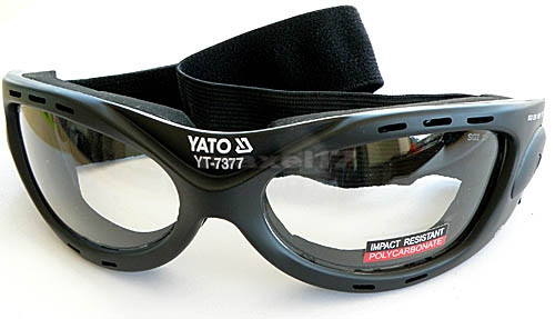 Очки защитные открытые YATO YT-7377