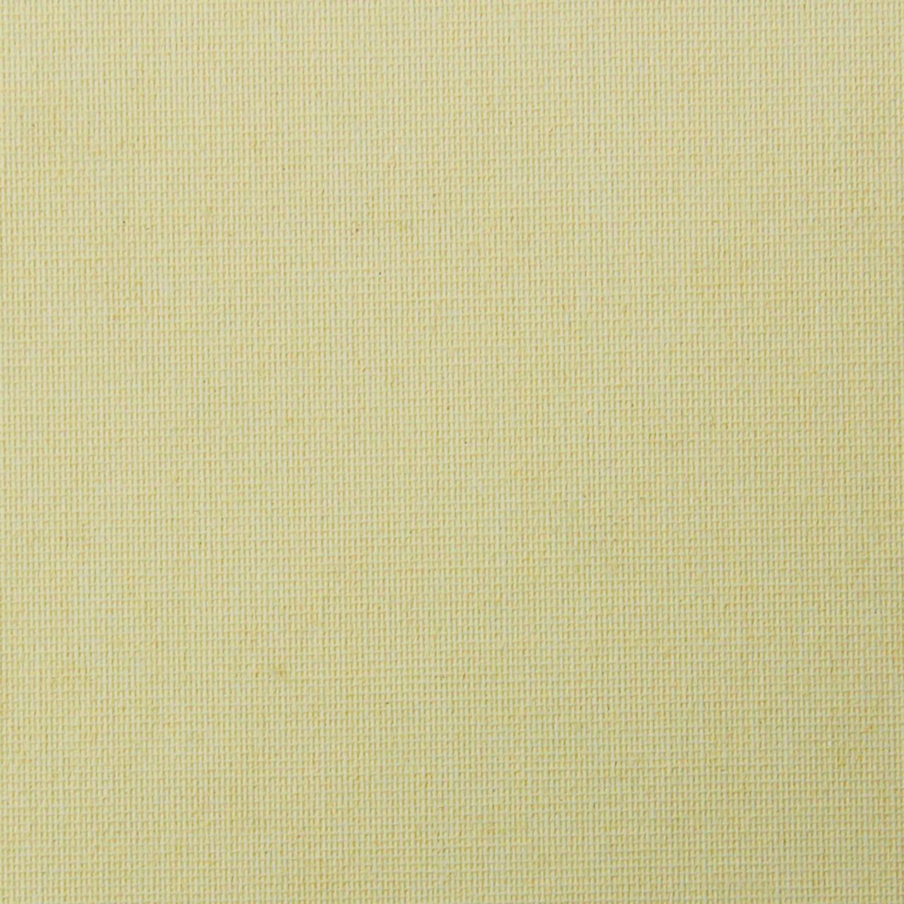 Рулонные шторы Ткань Однотонная А-606 Ваниль