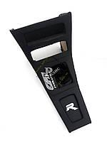 Консоль под магнитолу ВАЗ 2101, 2102 (черная)
