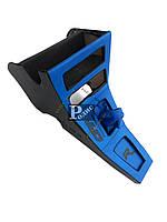 Консоль под магнитолу ВАЗ 2101, 2102 (синяя)
