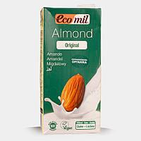 Миндальное молоко с сиропом агавы Ecomil