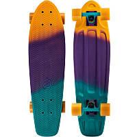 Пенни борд, скейтборд Oxelo Cruiser Big Yamba